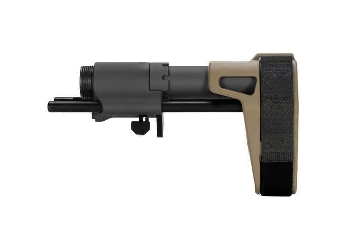 SBPDW SB Tactical Pistol Stabilizing Brace for AR, FDE(Tan)