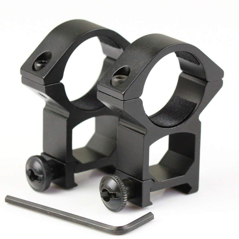 30mm High Scope Ring For Picatinny Rail