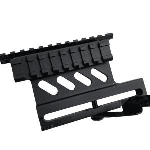 AK47  Side Plate Double Weaver-Picatinny Dual Rail QD