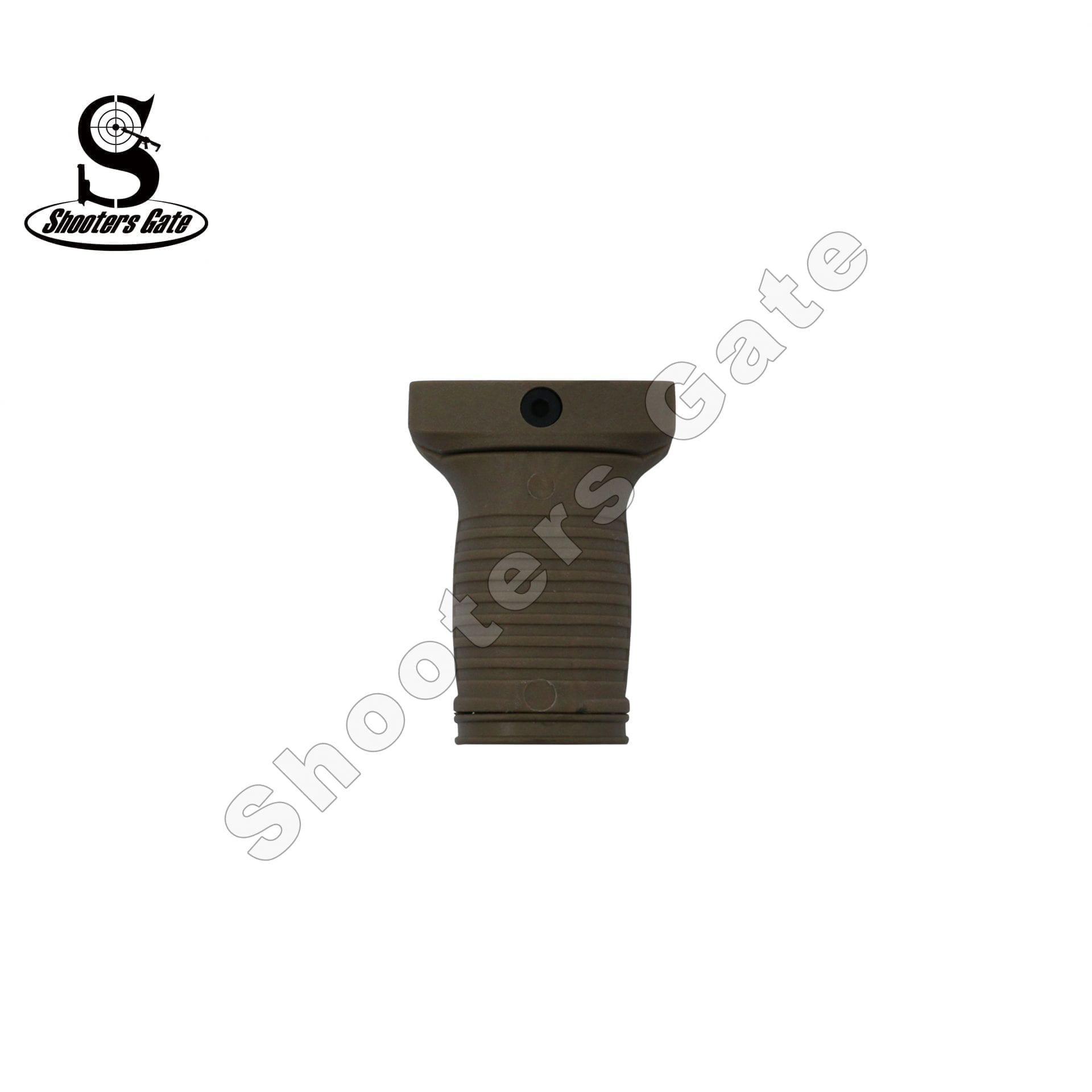 Vertical Rubberized Foregrip Compact