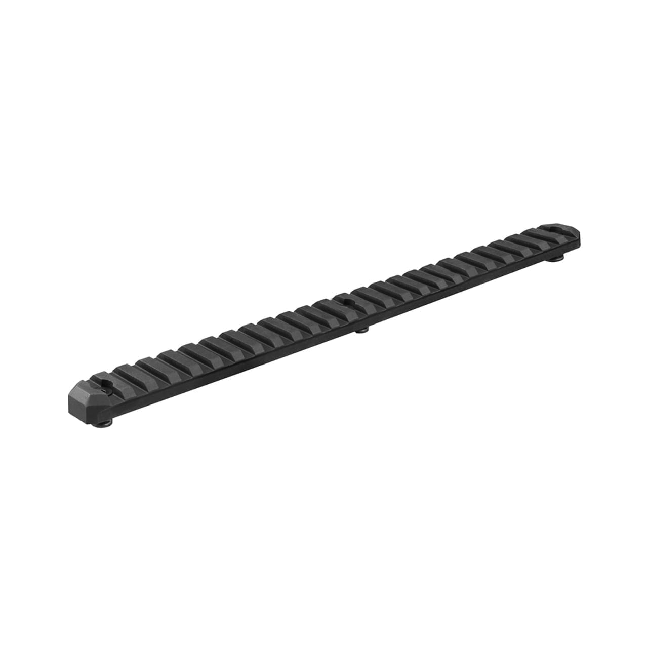 "24 Slot 10"" Picatinny KeyMod Rail Section"