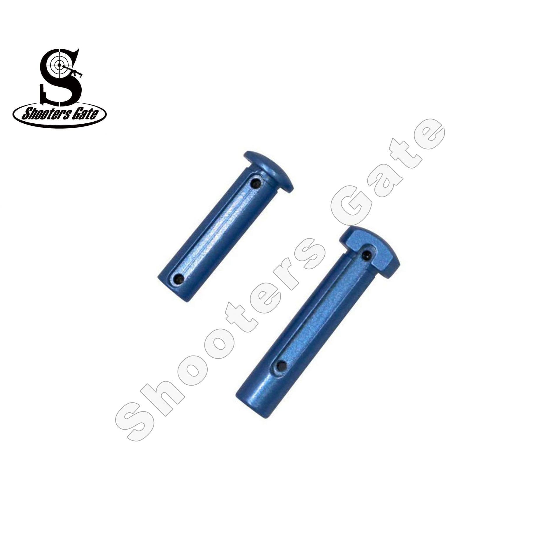 AR15 Take Down Pins - BLUE