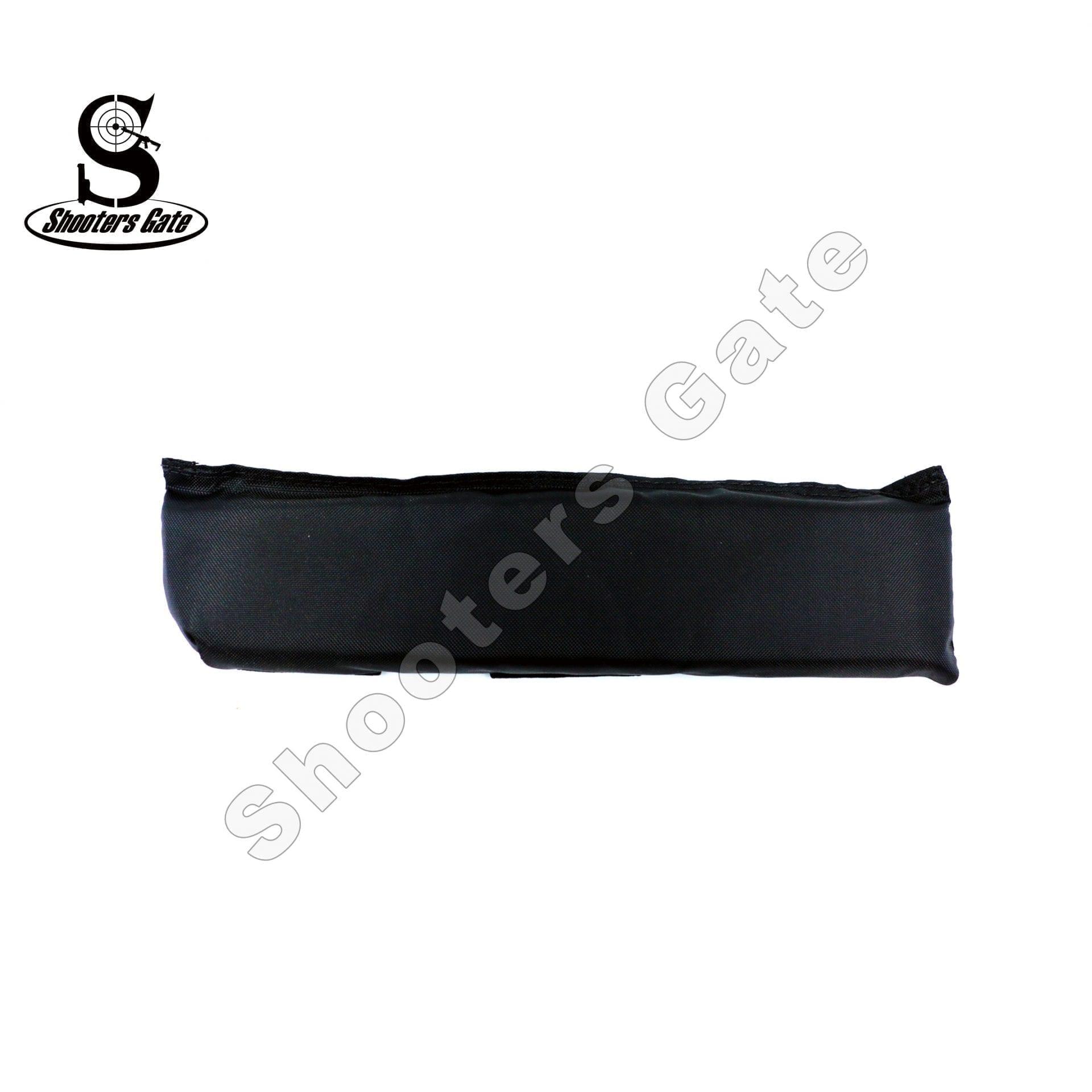 Strap Shoulder Comfort Pad BLK