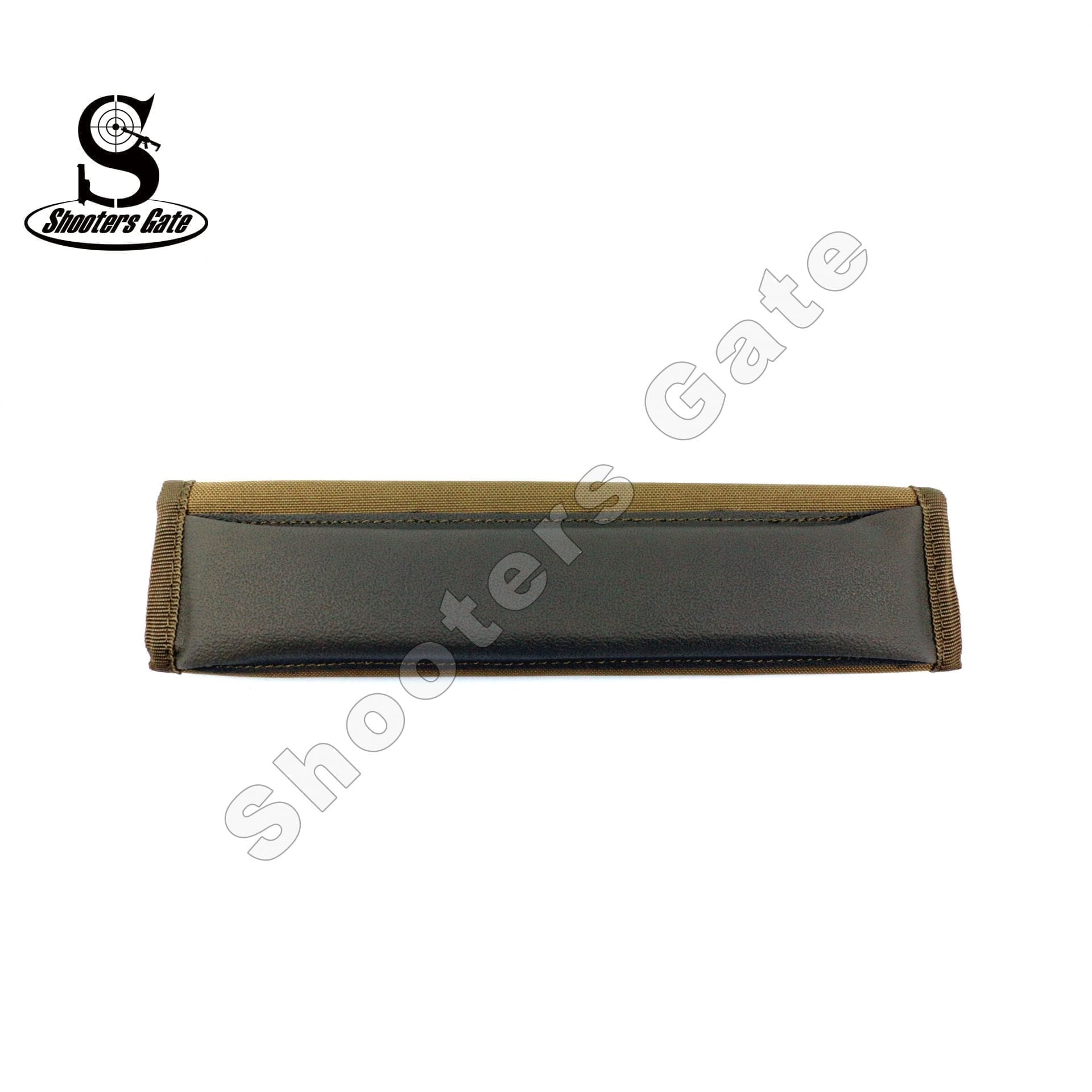 Strap Shoulder Comfort Pad TAN