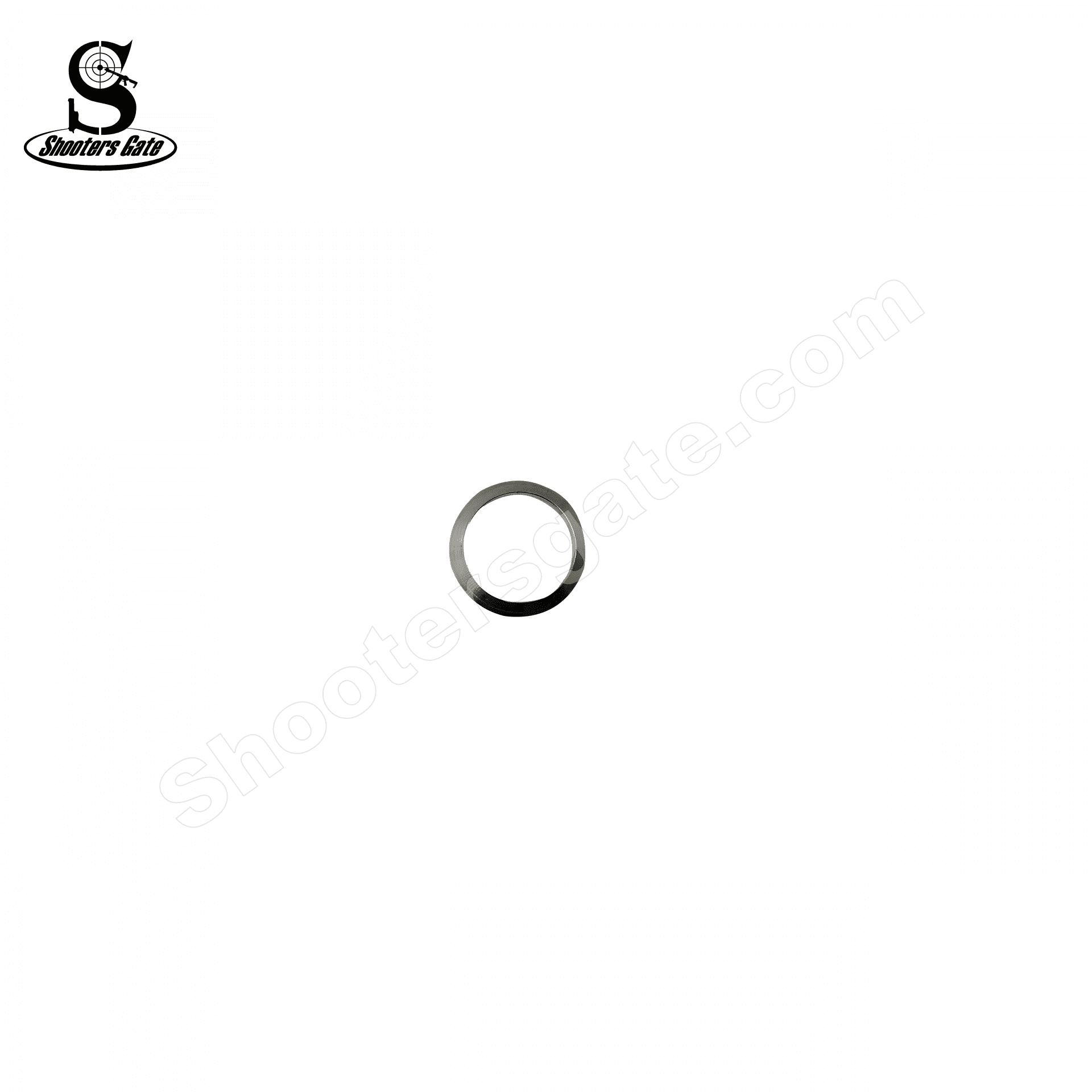 AR15 .223/5.56 1/2x28 Crash Washer Silver S.S
