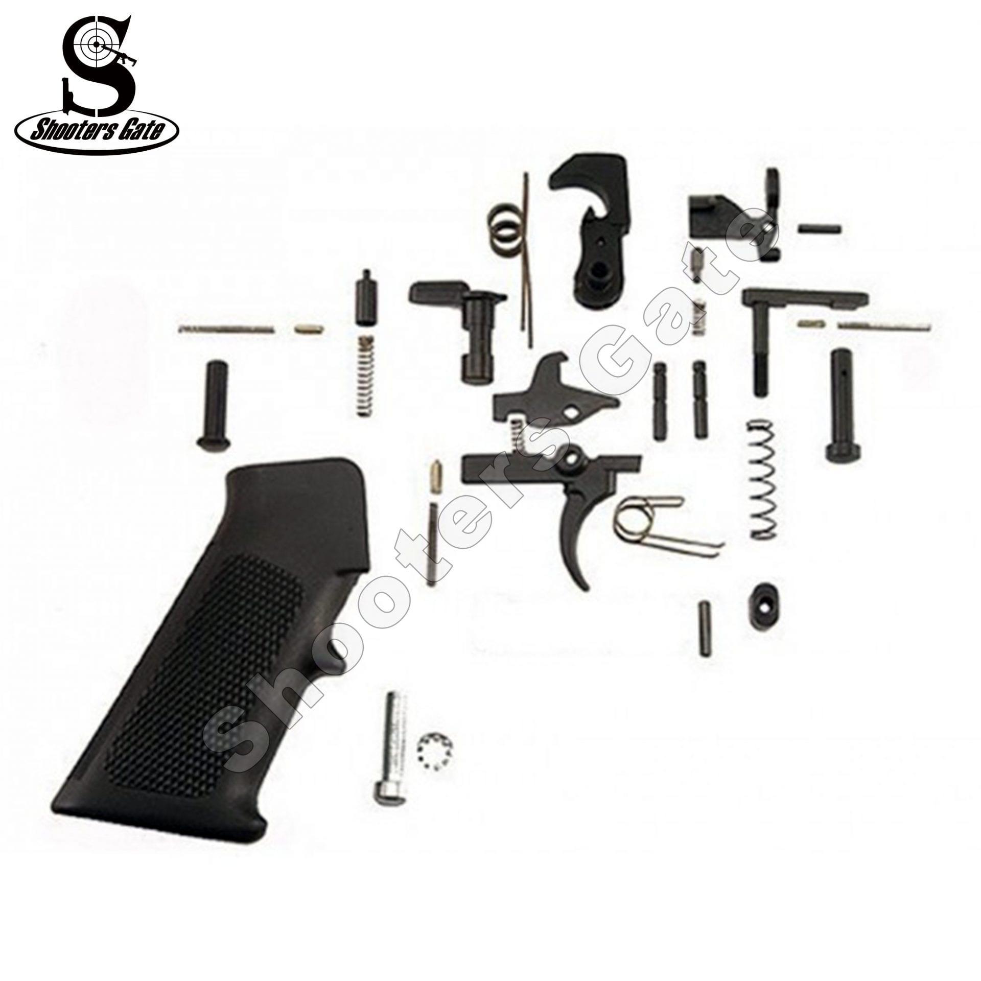 AR10 Trigger Parts Kit