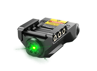 TACTICAL LOW PROFILE GREEN LASER HG-LG-9T