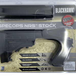 Blackhawk SpecOps NRS Shotgun Stock K08100-C - Mossburg 12GA