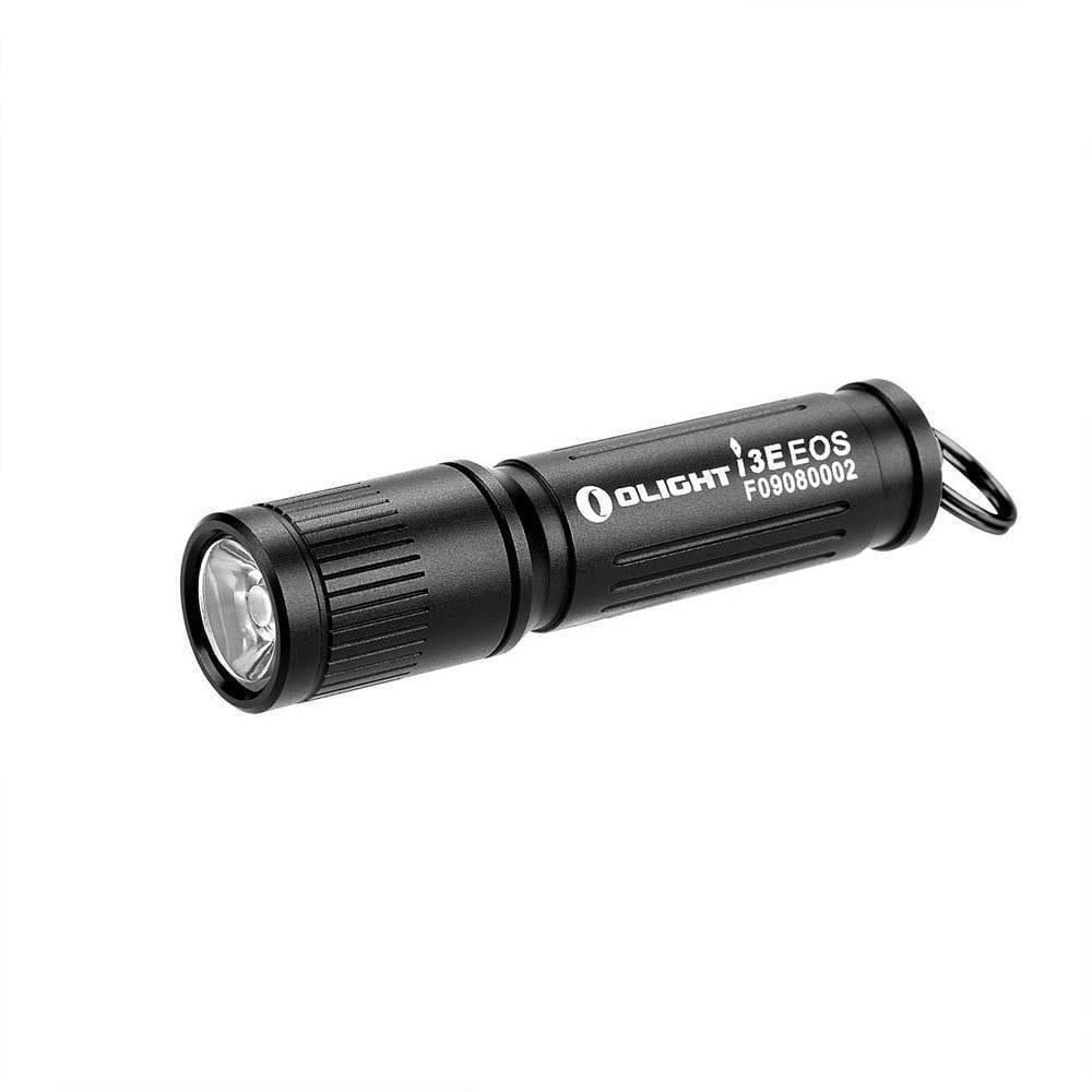 Olight i3E EOS 90 Lumens PMMA TIR Lens AAA Flashlight Compact Keychain Flashlite EDC Flashlight