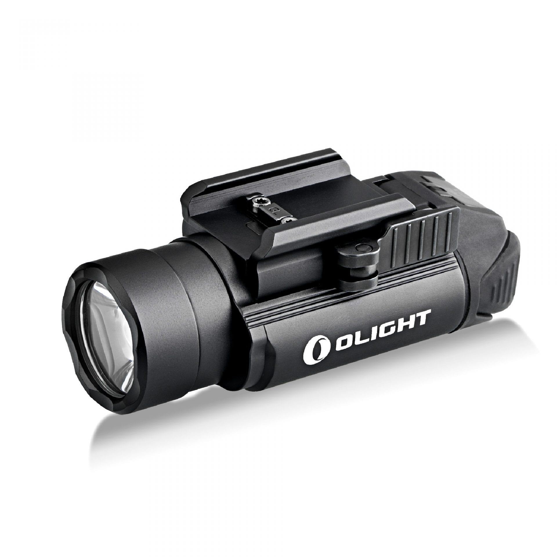 Olight PL-2 Valkyrie 1200 lumens Pistol Light CREE XHP35 HI Black