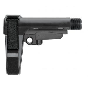 SB Tactical Pistol Stabilizing Brace SBA3, Black